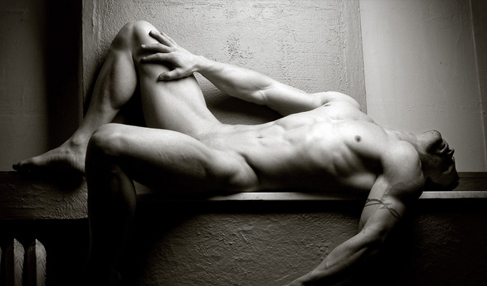 hot men nude art