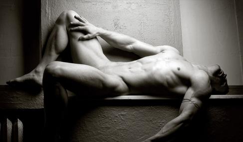 hot men nude art